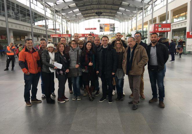 Porečki i rovinjski obrtnici posjetili obrtnički sajam u Munchenu