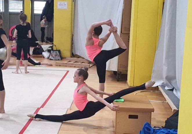 Gimnastičarke KREG Galatea (Funtana-Vrsar) nastavljaju seriju uspješnih nastupa na međunarodnim natjecanjima