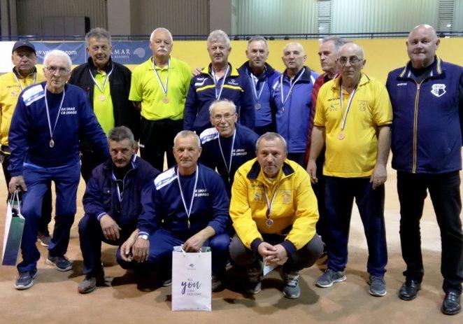 Održano je Veteransko boćarsko prvenstvo Istre u trojkama