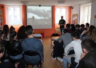 Putopisac Matej Perkov osvojio Porečane svojom prezentacijom