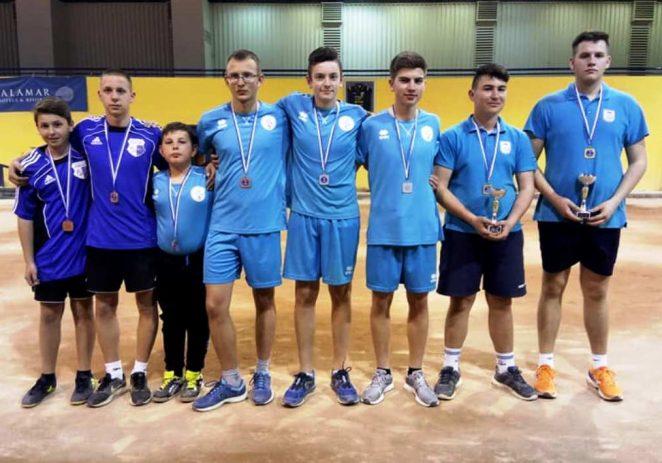 Boćanje: Mladi boćari s Pazinštine osvojili su oba naslova juniorskih prvaka Istre