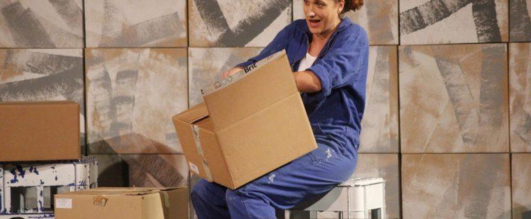 Predstava Majstor Jura, priča o jednoj djevojci u porečkom kazalištu
