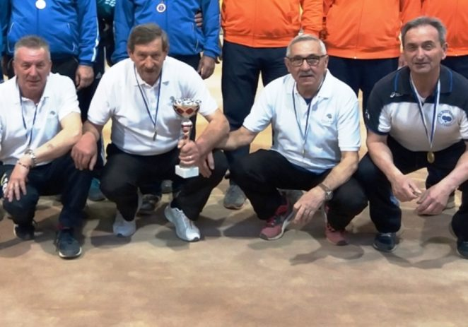 Veteransko prvenstvo Istre u nedjelju u Poreču i Pazinu
