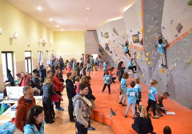 Završilo regionalno Prvenstvo Istre i Kvarnera u sportskom penjanju za djecu