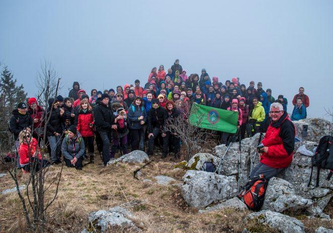 Na Pohodu po istarskom planinarskom putu sudjelovalo dvjestotinjak planinara