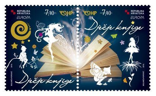 """Otvorenje izložbe"""" Dječje knjige na poštanskim markama"""" u Gradskoj knjižnici u utorak, 2. travnja"""