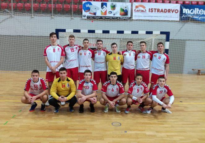 Druga ekipa Rukometnog kluba Poreč poražena u Novigradu