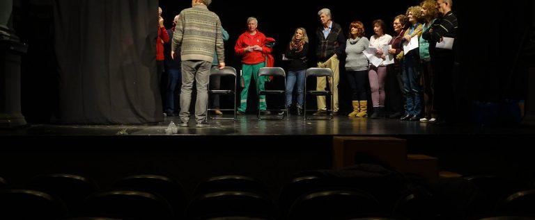 probe maneštra od kazališta