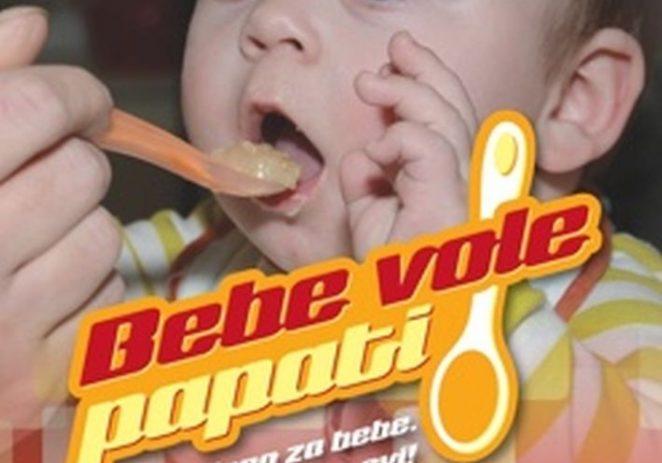Radionica i kušaonica uvođenja čvrste hrane bebama u Gradskoj knjižnici u petak, 5. travnja