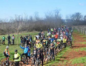 Proljetna rekreativna MTB biciklijada okolicom Vižinade u ponedjeljak, 22. travnja