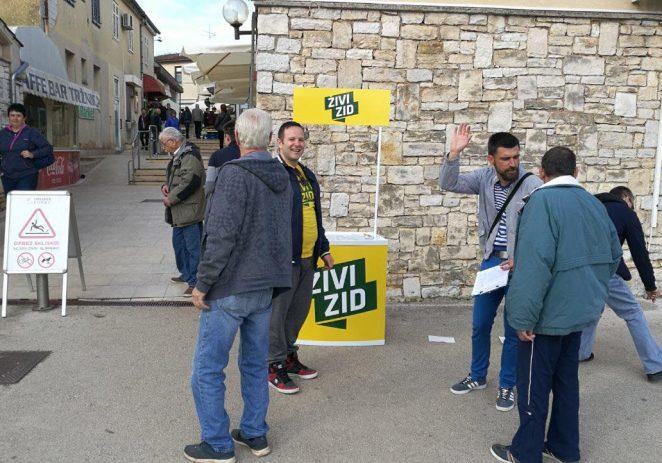 U subotu prikupljeno govoto 300 potpisa na Peticiju protiv novog cjenika zbrinjavanja otpada