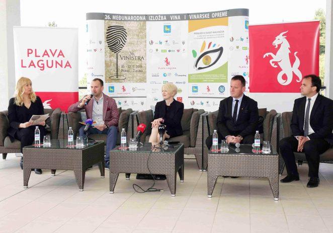 Na rekordnom Svijetu malvazija najavljena 26. Vinistra i dolazak sommelierske zvijezde Paule Bosch