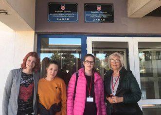 Učenice SŠ Mate Balote osvojile dva druga mjesta na državnom iz talijanskog