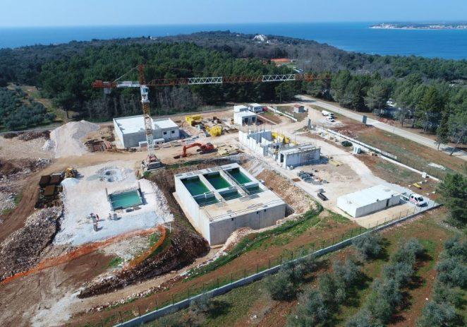 "Informacije iz Odvodnje Poreč o provedbi projekta ""Sustav odvodnje s uređajima za pročišćavanje otpadnih voda grada Poreča"""
