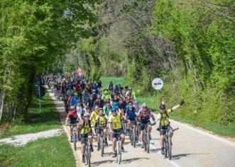 Preko 250 biciklista na Rekreativnoj proljetnoj Parenzani u Vižinadi