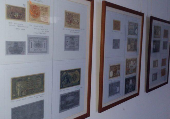 U klubu Galija od 1. travnja izložba Filatelističkog društva Poreč na temu papirnatih novčanica