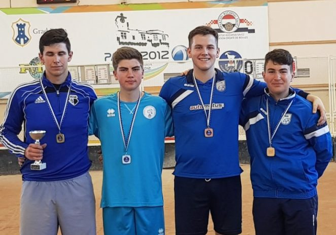 Boćanje: Juniorski prvak Istre je Đordano Ferenac, boćar Istre Poreč