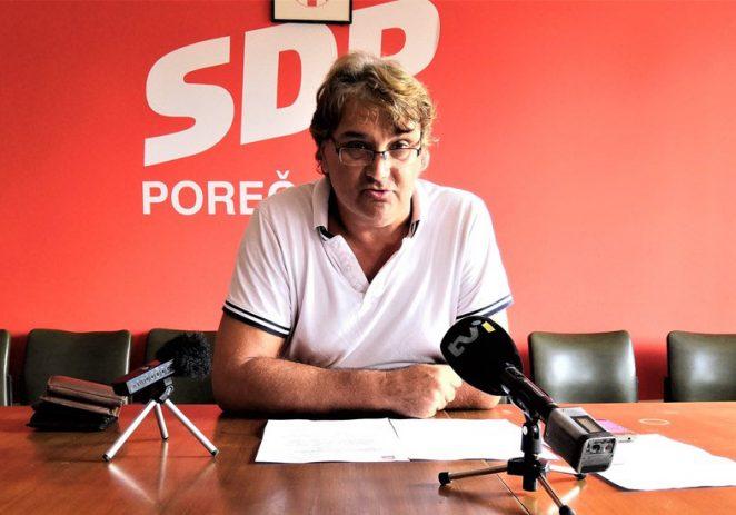 Gašparac (SDP): Od grada okupanog cvijećem do grada zatrpanog smećem