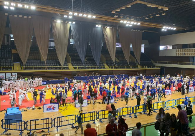 Brojne aktivnosti Judo kluba Istra u ožujku