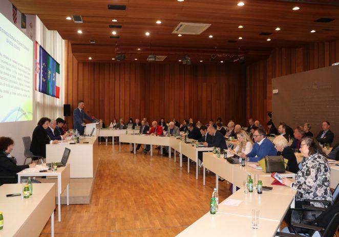 Održana 21. sjednica Skupštine Istarske županije