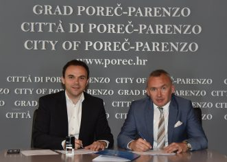 Porečkom Fondu za izvrsnost u sportu Valamar Riviera  donirala 100.000 kuna