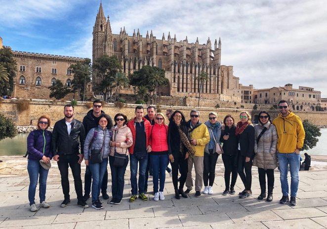 Predstavnici istarskih turističkih zajednica, Odjela za turizam i hotelskih kompanija posjetili Mallorcu