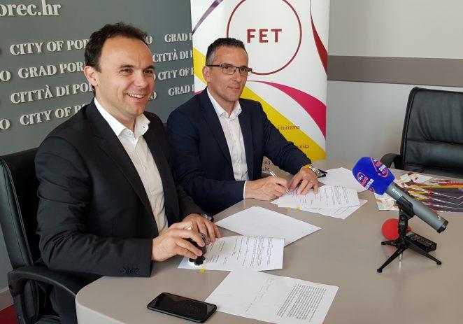 Grad Poreč i pulski Fakultet ekonomije i turizma ubuduće partneri na projektima, programima i u praksi