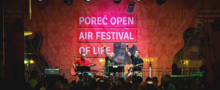 Poreč open Air Festival (Manuel Paljuh)