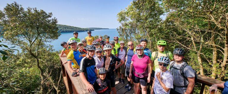 Rekreativna MTB biciklijada Limes bike tour idealna za obiteljsko druženje u prirodi (1)