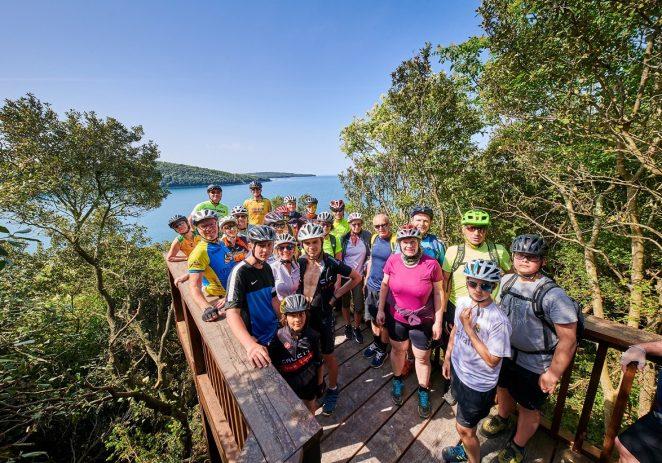 Rekreativna MTB biciklijada Limes bike tour idealna za obiteljsko druženje u prirodi – Vrsar 27. travnja!
