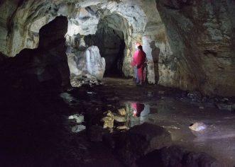 U Romualdovoj pećini otkrivene 44 SLIKARIJE NA KOJIMA SU DIVOKOZA, BIZON I LJUDI STARE VIŠE OD 30.000 GODINA
