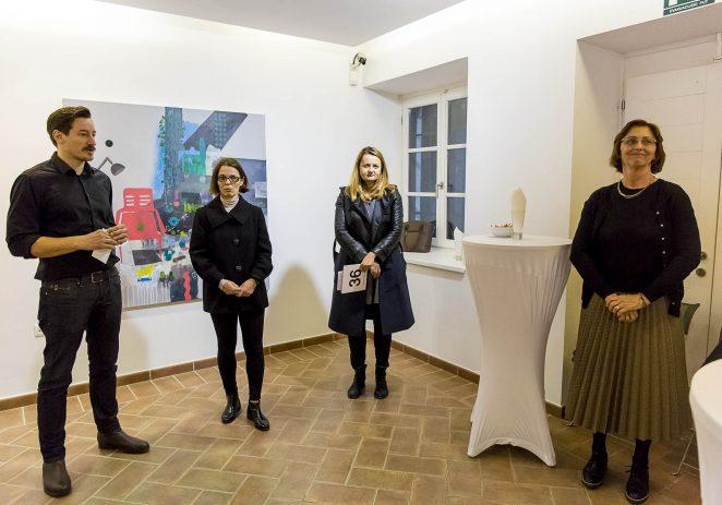 Otvorena izložba umjetničkih djela sudionika  36. Slikarske kolonije Valamar Riviere
