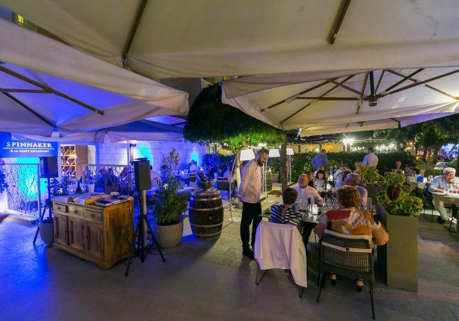 Gastro užitak u Poreču u okviru programa Wine Nights: Večera u restoranu Spinnaker s potpisom osvajača Michelinove zvjezdice