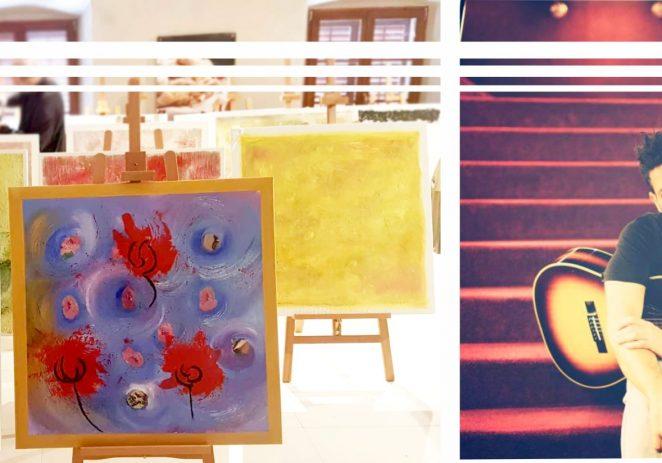 Umjetnost bez granica: Vižinada će ovoga vikenda biti u znaku slikarstva i glazbe