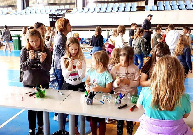 "Porečka djeca obilježila Dan prirode projektom ""U korak s prirodom – razvrstaj, ne odustaj"""
