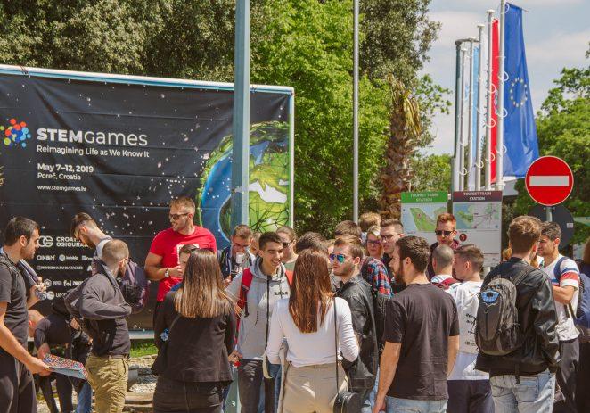 Studentsko natjecanje STEM Games danas službeno otvorilo svoja već odškrinuta vrata