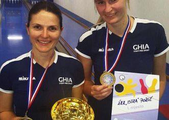 Kuglanje: Marijana Liović i Nataša Ravnić na Svjetskom seniorskom prvenstvu !