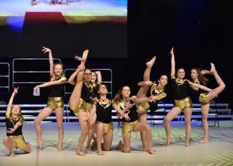 Plesačice Studija za izvedbene umjetnosti MOT 08 uspješno nastupile na International Dance open natjecanju !
