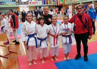 Dobar nastup Karate kluba Finida u Postojni