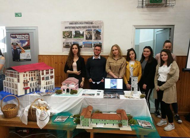 Srednja škola Mate Balote uspješno se predstavila na 3. Danu zavičajnosti!