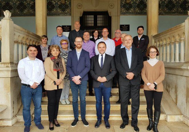 Delegacija Grada Praga 6 u posjetu Poreču – predstavnici gradova prijatelja razgovarali o aktualnim projektima i mogućnostima jačanja suradnje