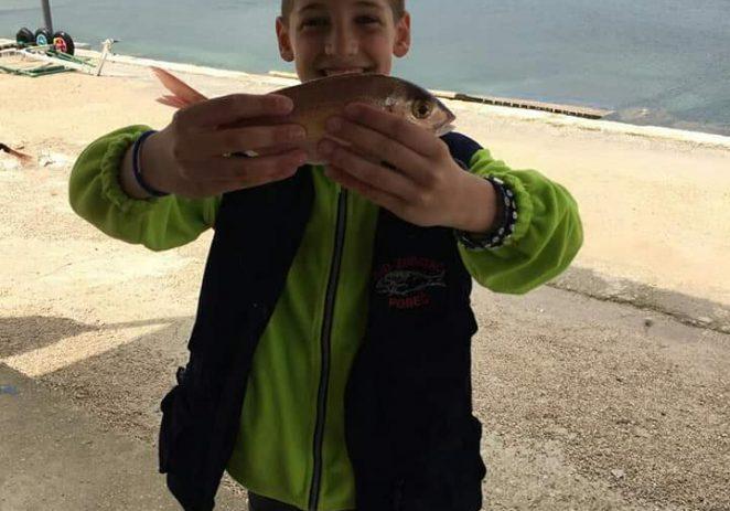 Mladi ribiči jači od kiše,bure i valova – Erik Todorović prvak