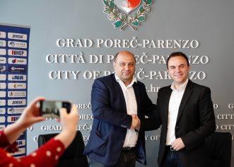 Poreč potpisao ugovor o suradnji sa Hrvatskim rukometnim savezom – hrvatski rukomet ponovno se vratio u Poreč