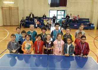 Pet zlatnih i dvije srebrne medalje za stolnoteniski klub Vrsar na Top 8 županijske lige
