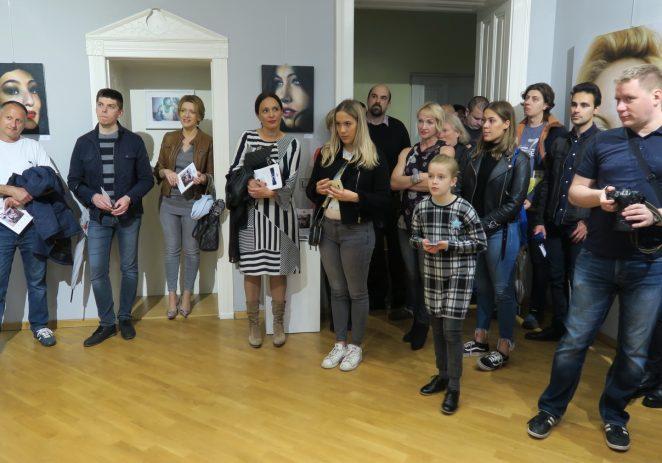 U galeriji Laval Nugent u Zagrebu otvorena izložba Eugena Varzića