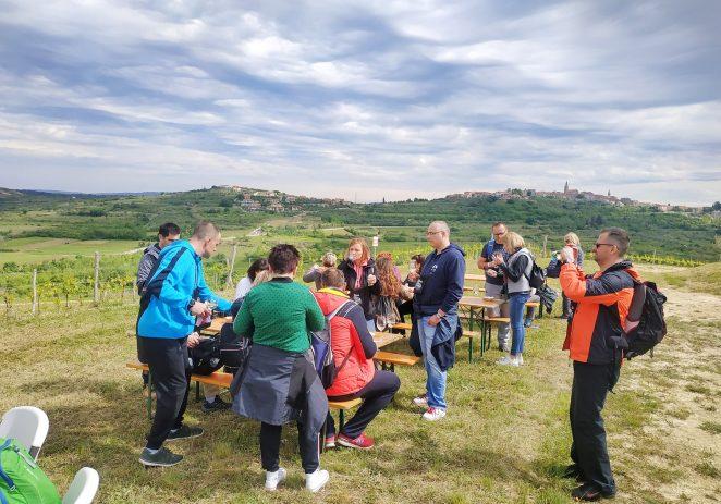 Istria Wine & Walk: Vrhunski istarski vinari oduševili šetače
