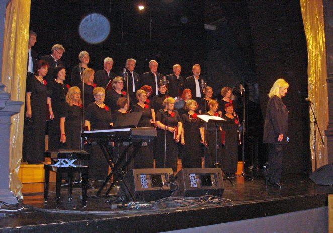 Mješoviti pjevački zbor Joakim Rakovac nastupio u porečkom Kazalištu