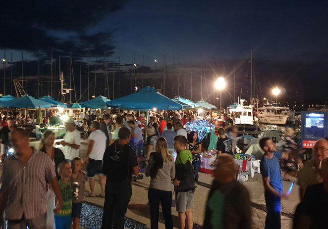 U petak, 31. svibnja prva ovogodišnja Ribarska fešta u Funtani !