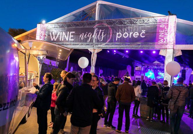 Istarska vina i vrhunske delicije na festivalu u Poreču – Brojni posjetitelji sinoć na porečkoj rivi uživali u nastupu The Frajli