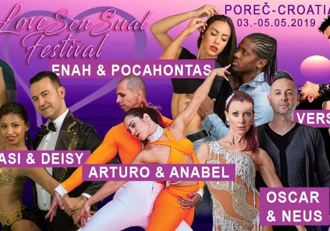 """""""Love Sensual festival"""" od 3. do 5. svibnja u Hotelu Valamar Diamant"""